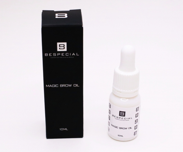 Ulei regenerant pentru sprancene Magic Brow Oil 2