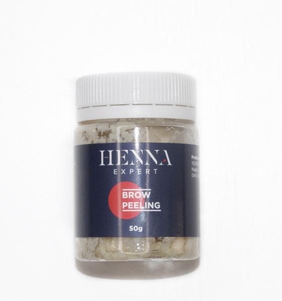 Peeling sprancene Henna Expert 0