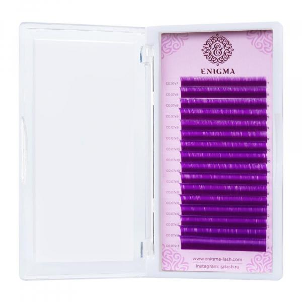 Caseta extensii gene Enigma Mix Purple 0