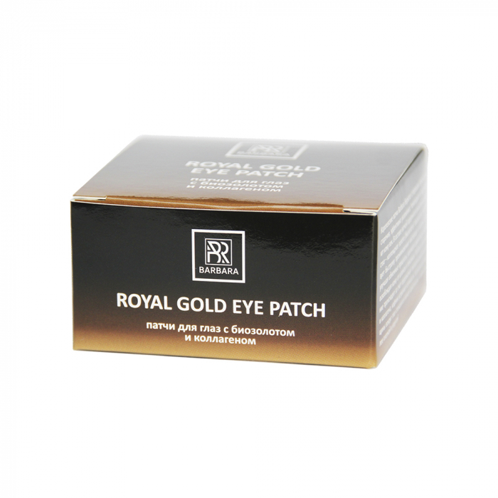 Royal Gold Patch [0]