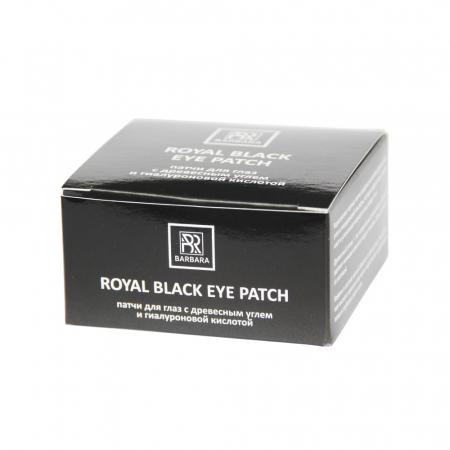 Royal Black Eye Patch1