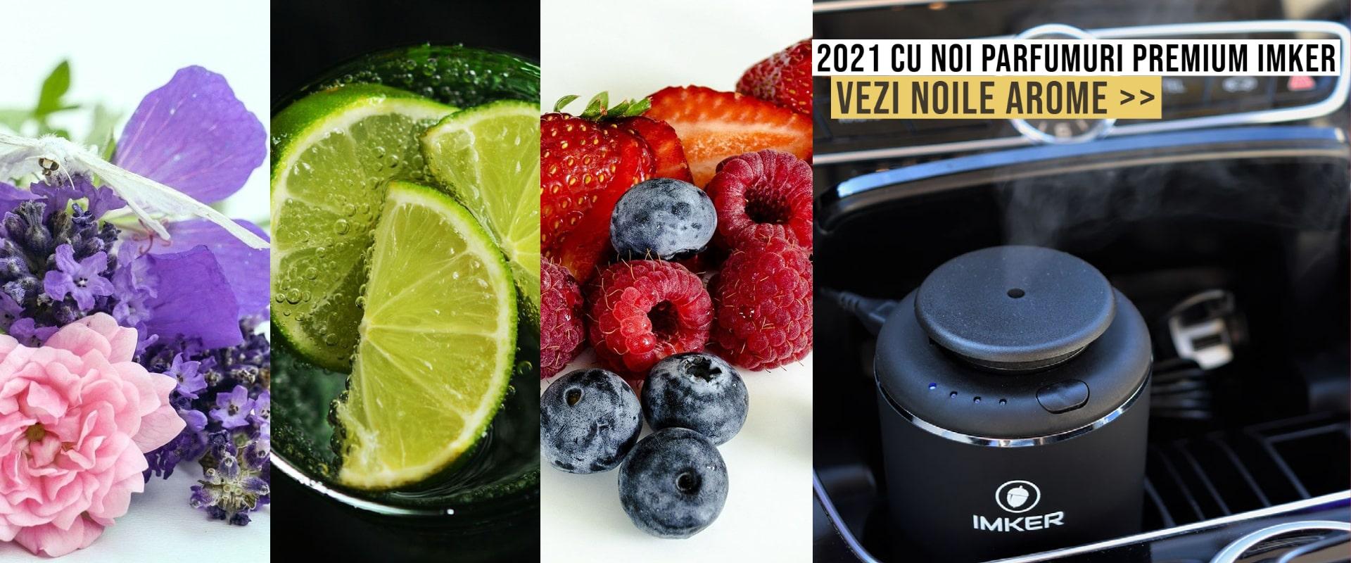 Incepe anul 2021 cu noi arome surprinzatoare!