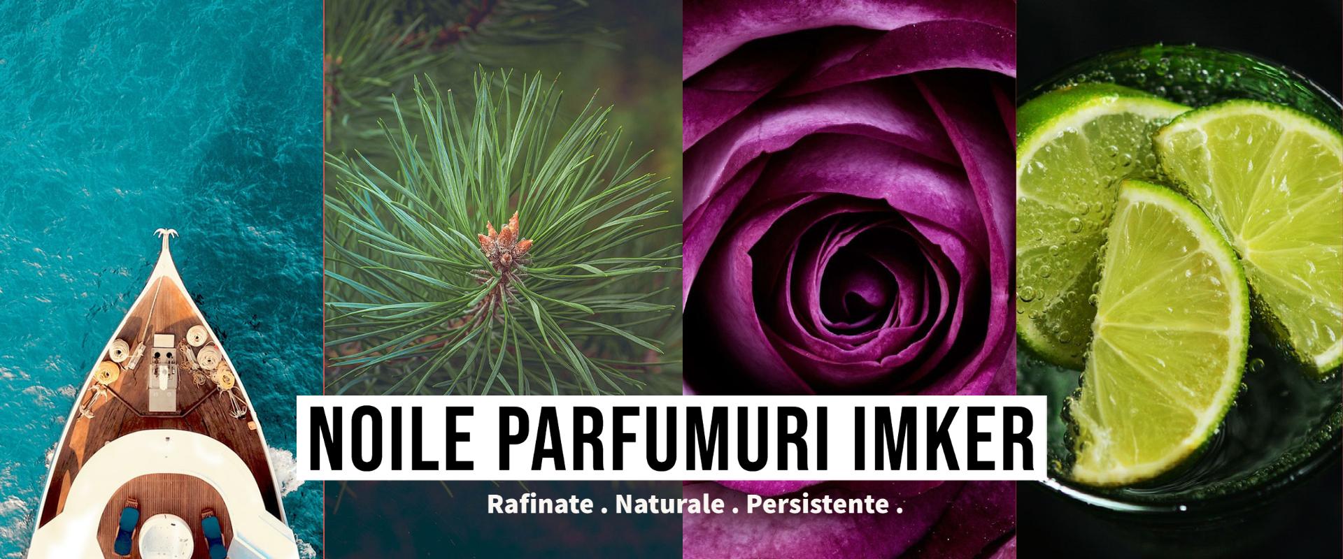 Noile parfumuri de camera si auto IMKER - rafinate, naturale, persistente