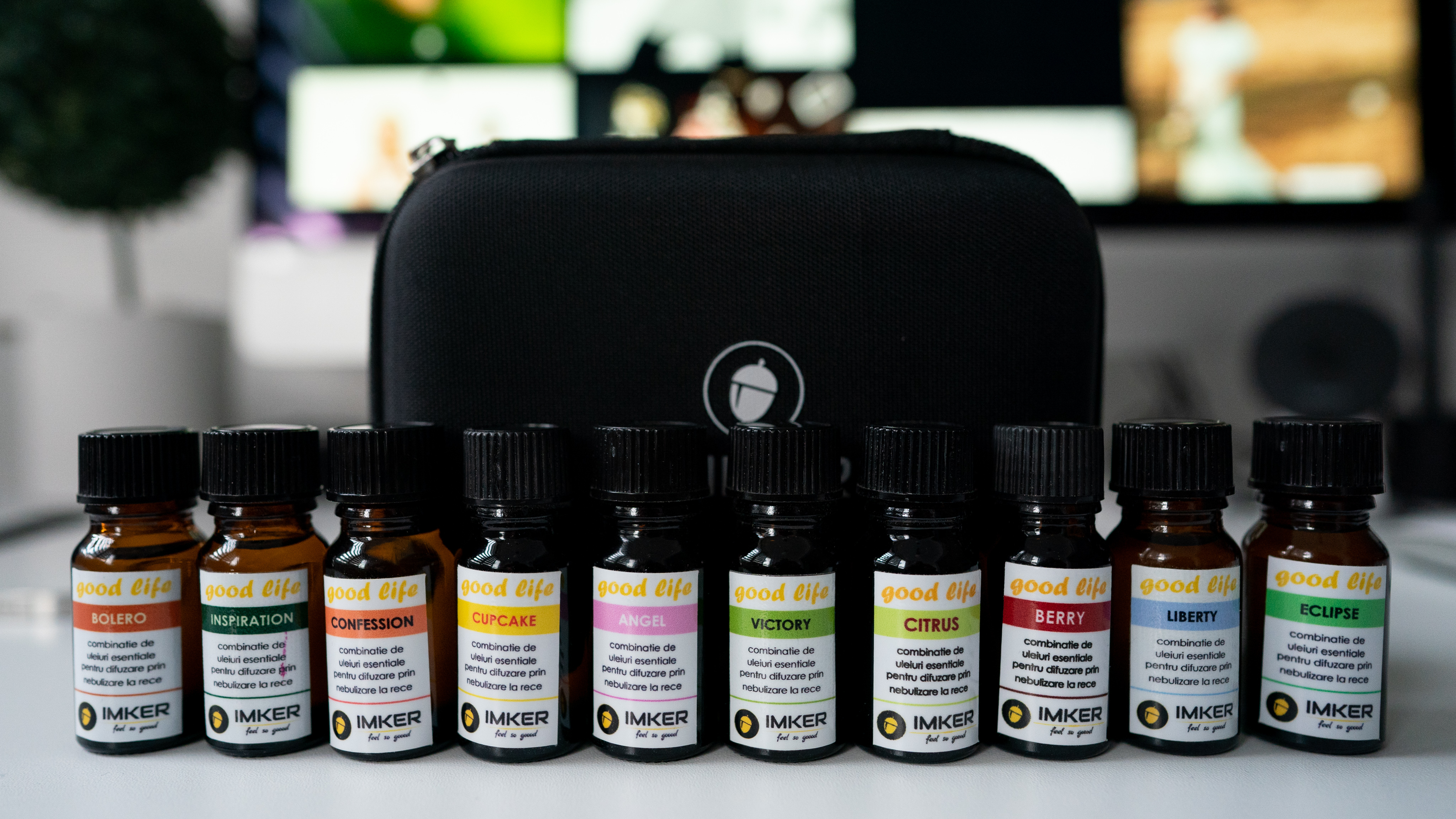 parfumuri uleiuri esentiale imker aromaterapie