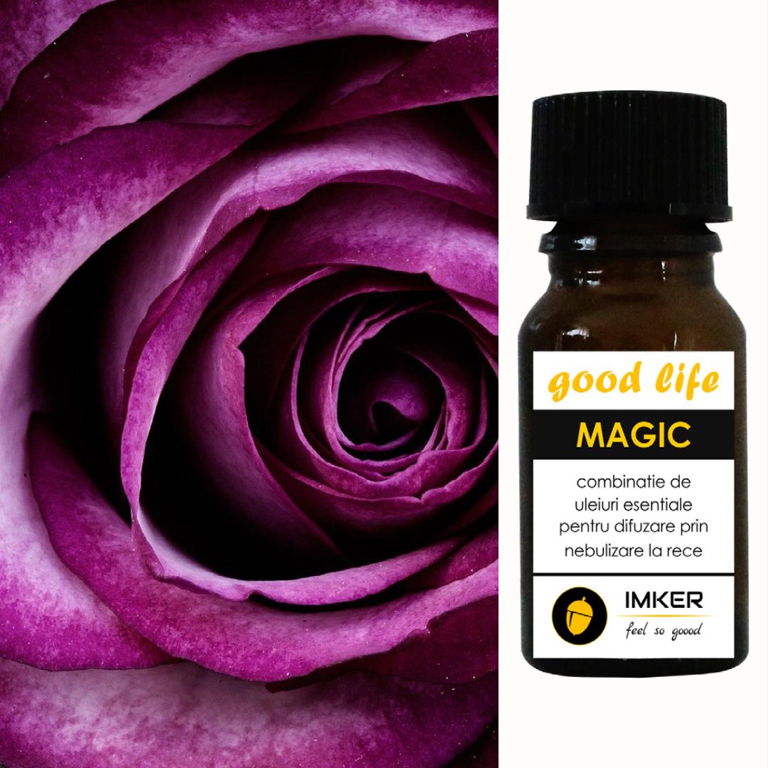 imker ulei esential parfum de camera pafum auto trandafir oriental arabesc