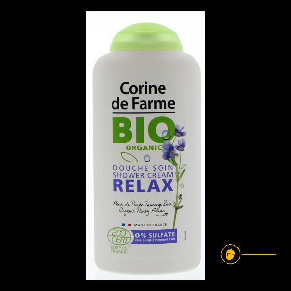 Corine de Farme BIO Gel de dus RELAX 300 ml 0