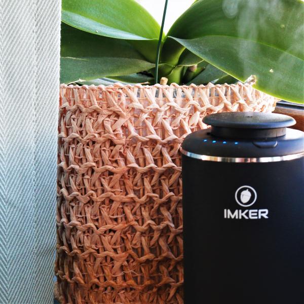 Aparat de odorizare profesional IMKER AromaLUX XS02.AC - cu acumulator (parfum inclus) 4