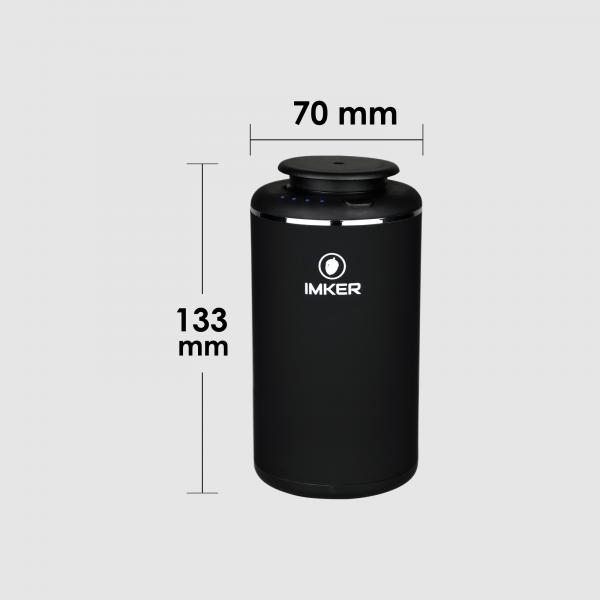 Aparat de odorizare profesional IMKER AromaLUX XS02.AC - cu acumulator (parfum inclus) 23