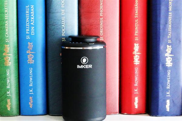Aparat de odorizare profesional IMKER AromaLUX XS02.AC - cu acumulator (parfum inclus) 6