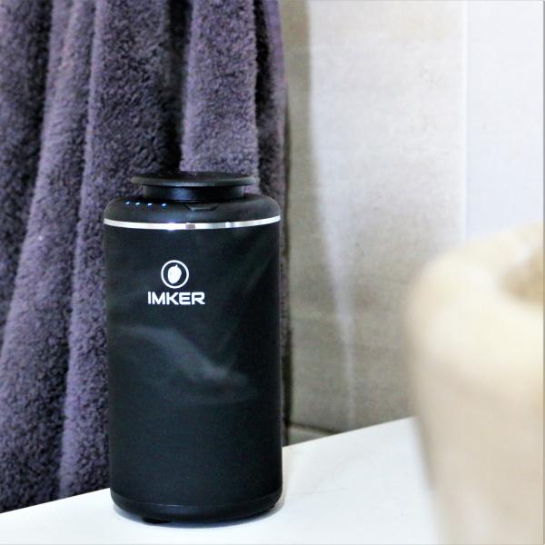 Aparat de odorizare profesional IMKER AromaLUX XS02.AC - cu acumulator (parfum inclus) 9