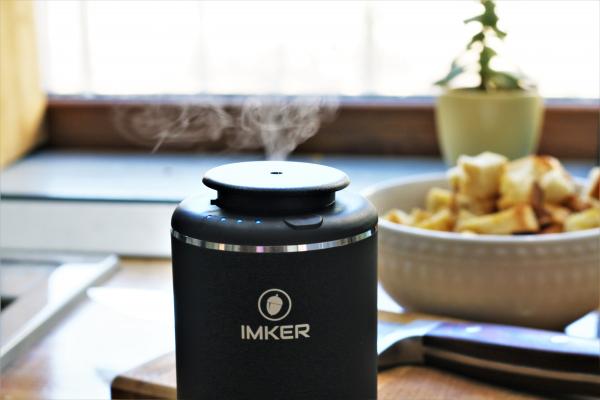 Aparat de odorizare profesional IMKER AromaLUX XS02.AC - cu acumulator (parfum inclus) 7