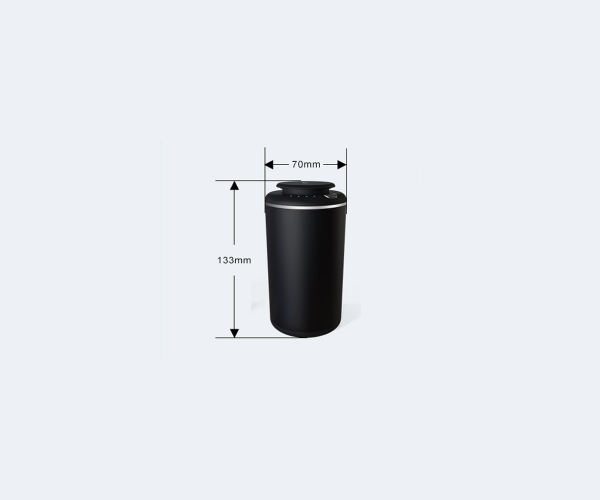 NOU - Aparat de odorizare profesional IMKER AromaLUX XS02.AC - cu acumulator (parfum inclus) 5