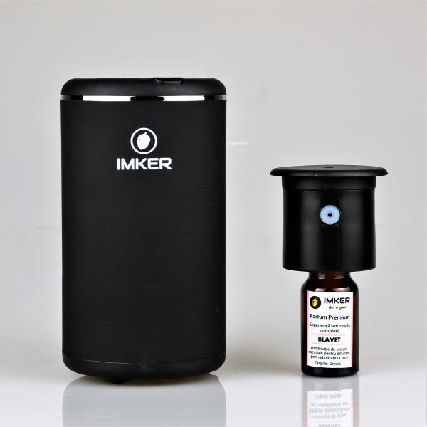 Aparat de odorizare profesional IMKER AromaLUX XS02 - fara acumulator (parfum inclus) 4