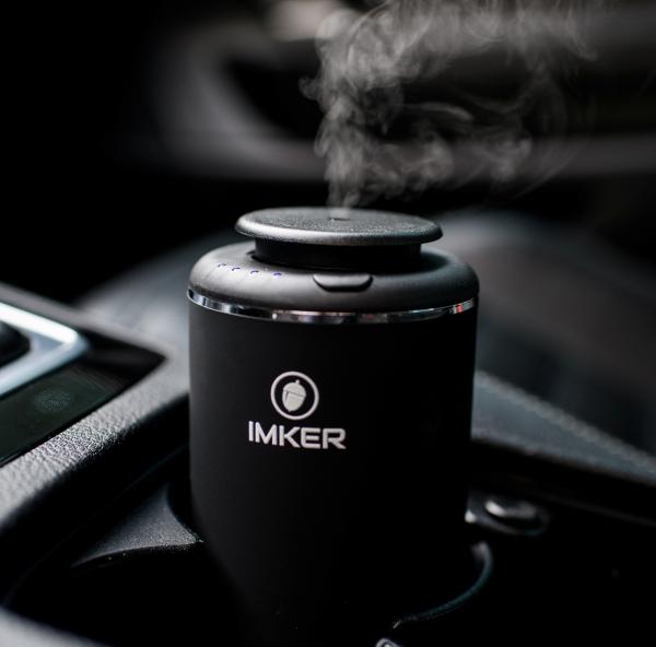 Aparat de odorizare profesional IMKER AromaLUX XS02.AC - cu acumulator (parfum inclus)