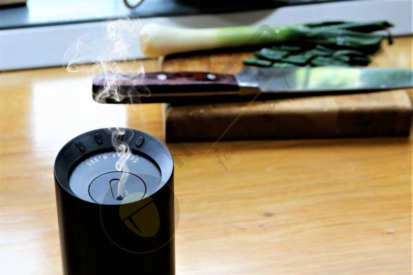 Aparat de odorizare profesional IMKER AromaLUX XS03.AC - cu acumulator (parfum inclus) 27