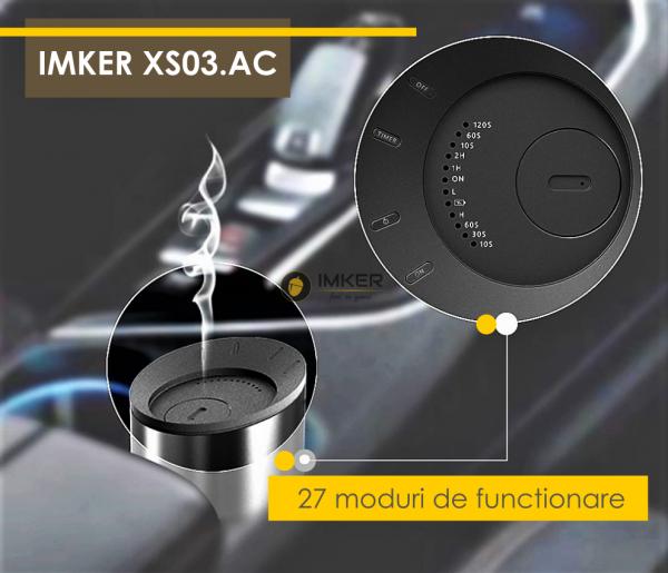 Aparat de odorizare profesional IMKER AromaLUX XS03.AC - cu acumulator (parfum inclus) 3