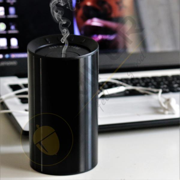 Aparat de odorizare profesional IMKER AromaLUX XS03.AC - cu acumulator (parfum inclus) 25