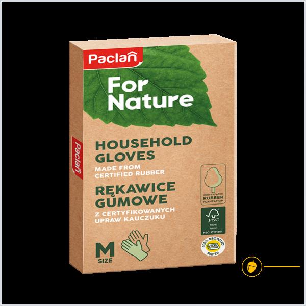 Hartie pentru filtru de cafea, din hartie reciclata 100% (set 80 buc, mar 4) - Paclan for Nature 0