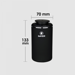 Aparat de odorizare profesional IMKER AromaLUX XS02.AC - cu acumulator (parfum inclus)23