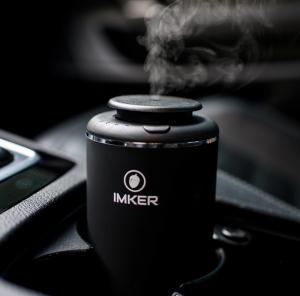 Aparat de odorizare profesional IMKER AromaLUX XS02.AC - cu acumulator (parfum inclus)0