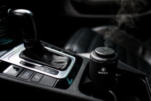 Aparat de odorizare profesional IMKER AromaLUX XS02.AC - cu acumulator (parfum inclus)11