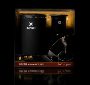 Aparat de odorizare profesional IMKER AromaLUX XS02.AC - cu acumulator (parfum inclus)22