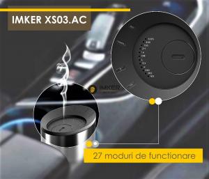 Aparat de odorizare profesional IMKER AromaLUX XS03.AC - cu acumulator (parfum inclus)3