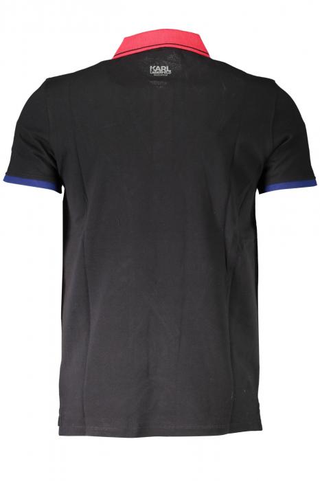 Tricou polo barbati KARL LAGERFELD Beachwear KL20MPL01 1