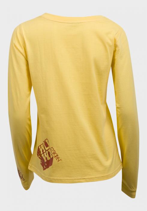 Bluza bumbac, ieftina Wuwi 1