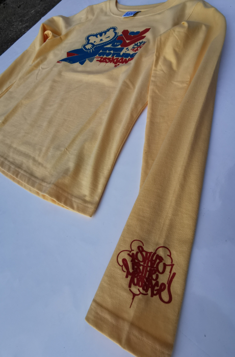 Bluza bumbac, ieftina Wuwi 3
