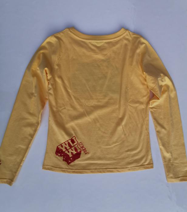 Bluza bumbac, ieftina Wuwi 5