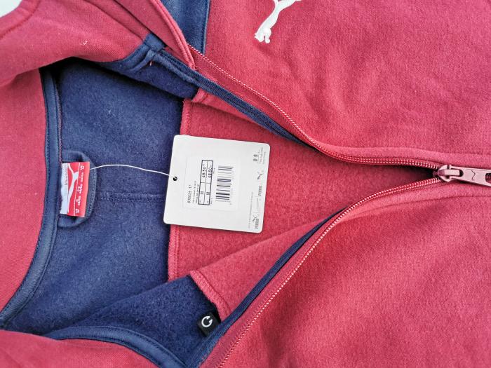 Bluza Puma Retro Style, marimea M 4