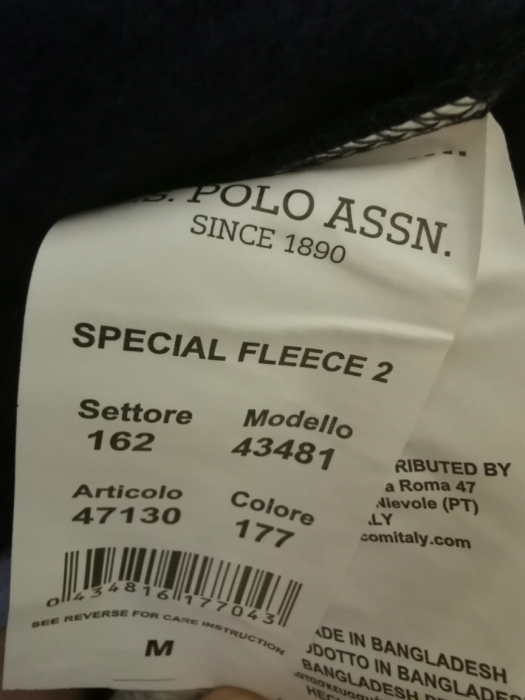 Hanorac barbati U.S. Polo Assn. Model 43481_47130 , marimea M 2