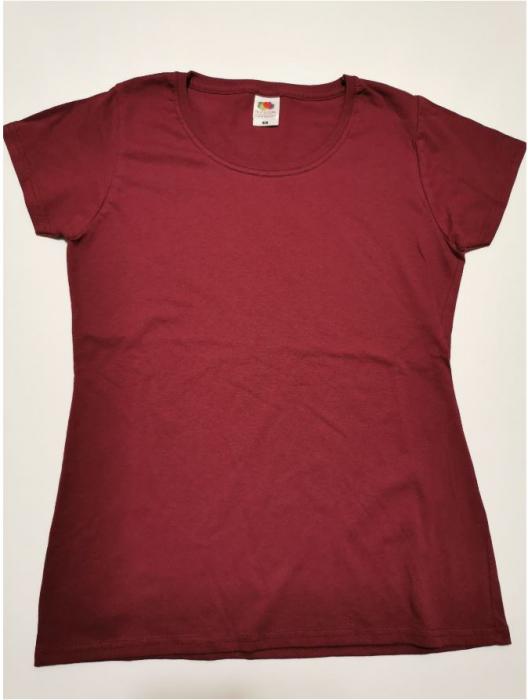 Tricou FRUIT OF THE LOOM pentru femei 1