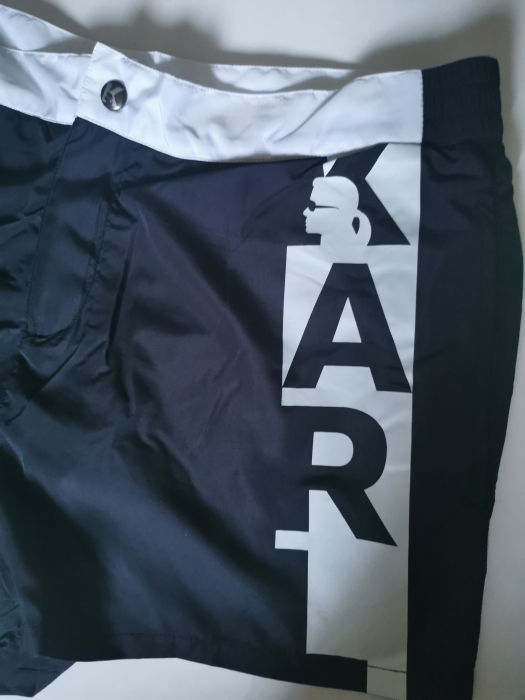 Pantaloni scurti baie KARL LAGERFELD BEACHWEAR KL19MBS02 [4]