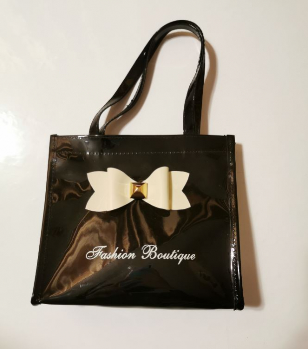 "Poseta cu funda "" Fashion Boutique"" 1"