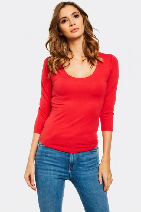 Bluza rosie femei - Reserved [0]