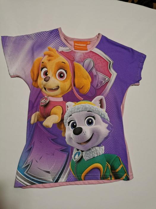 Tricou pt fete Nickelodeon Paw Patrol [3]