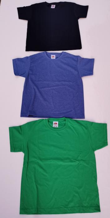 Tricouri FRUIT OF THE LOOM pentru copii 5