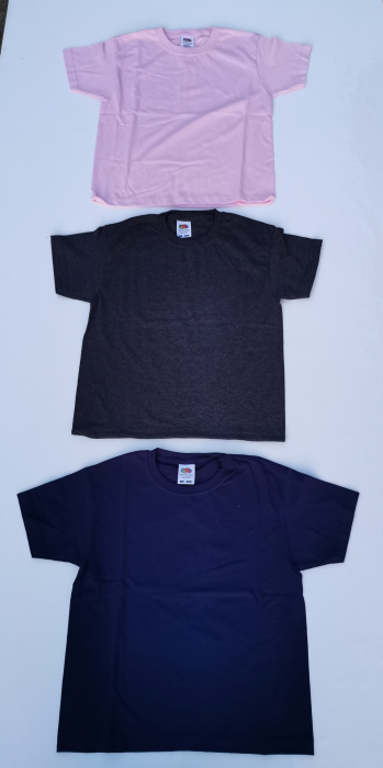 Tricouri FRUIT OF THE LOOM pentru copii 0