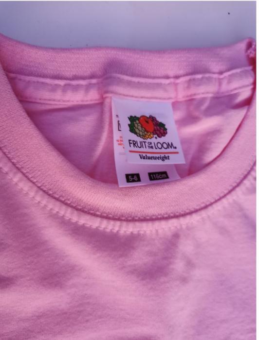 Tricouri FRUIT OF THE LOOM pentru copii 4