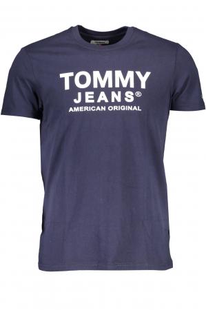 Tricou barbati Tommy Jeans , navy, DM0DM083490