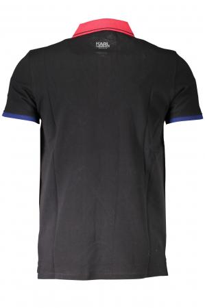 Tricou polo barbati KARL LAGERFELD Beachwear KL20MPL011