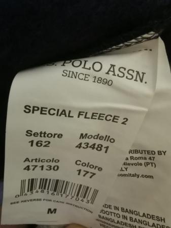 Hanorac barbati U.S. Polo Assn. Model 43481_47130 , marimea M2