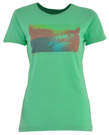 Tricou Nike Run Sunset0