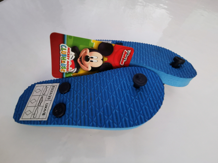 Papuci Disney Mickey Mouse6