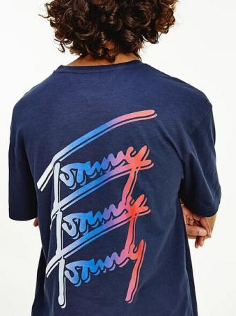 Tricou barbati Tommy Jeans Repeat DM0DM10228 [4]