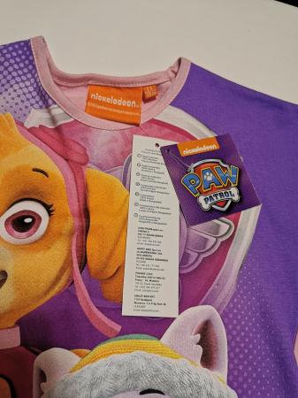 Tricou pt fete Nickelodeon Paw Patrol [4]