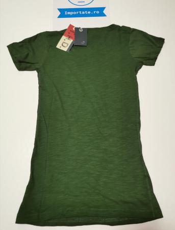 Tricou verde dama Hilfiger Denim1