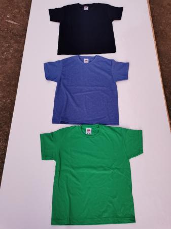 Tricouri FRUIT OF THE LOOM pentru copii1